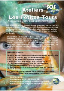 flyer Petites tours 2014